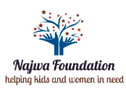 Najwa Foundation: Charity To Help Displaced Refugees in Africa
